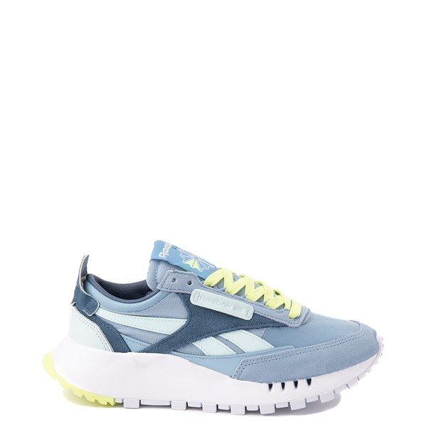 Main view of Womens Reebok Classic Legacy Athletic Shoe - Chalk Blue