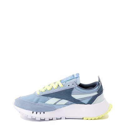 Alternate view of Womens Reebok Classic Legacy Athletic Shoe - Chalk Blue