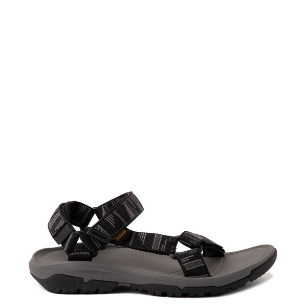 Main view of Mens Teva Hurricane XLT2 Sandal - Gray / Black