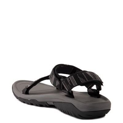 Alternate view of Mens Teva Hurricane XLT2 Sandal - Gray / Black