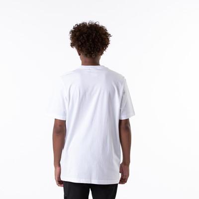 Alternate view of Mens adidas Trefoil Tee - White / Camo