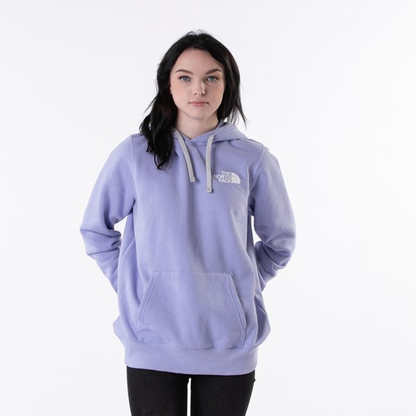 Main view of Womens The North Face NSE Box Hoodie - Sweet Lavender