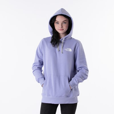Alternate view of Womens The North Face NSE Box Hoodie - Sweet Lavender