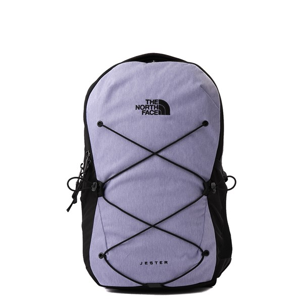 Main view of Womens The North Face Jester Backpack - Lavender
