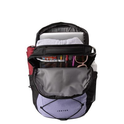 Alternate view of Womens The North Face Jester Backpack - Lavender