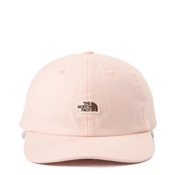 Main view of The North Face Washed Norm Dad Hat - Evening Sand Pink