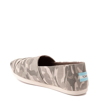 Alternate view of Womens TOMS Classic Slip On Casual Shoe - Camo