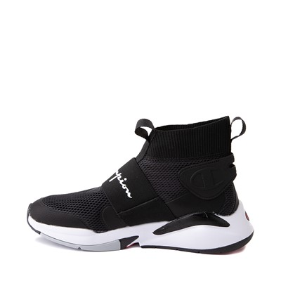 Alternate view of Mens Champion XG Pro Athletic Shoe - Black