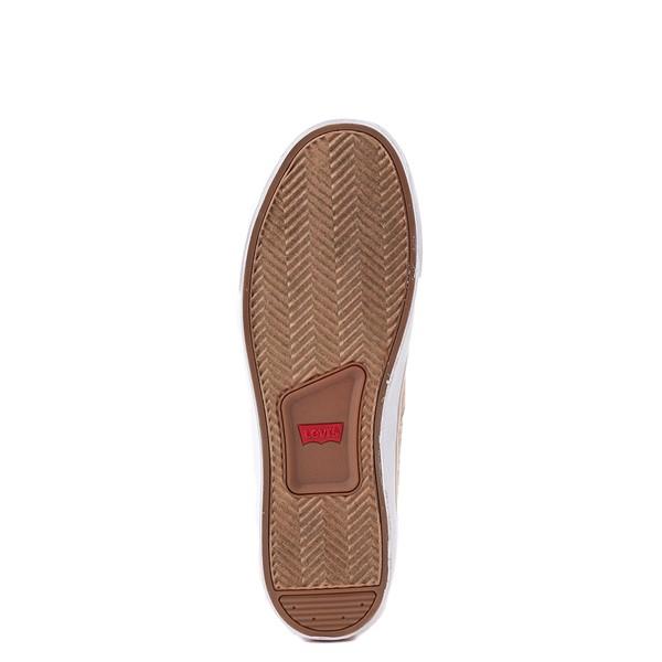 alternate image alternate view Mens Levi's Turner Chambray Casual Shoe - KhakiALT3