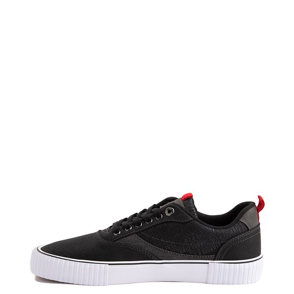 alternate image alternate view Mens Levi's Lance Casual Shoe - BlackALT1