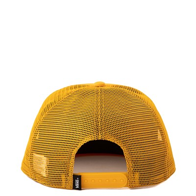 Alternate view of Vans Classic Patch Trucker Hat - Saffron