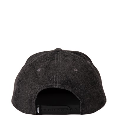 Alternate view of Vans Easy Box Snapback Hat - Washed Grey