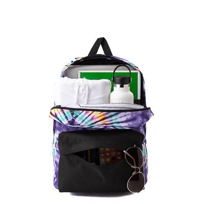 Alternate view of Vans Old Skool Tie Dye Backpack - Purple