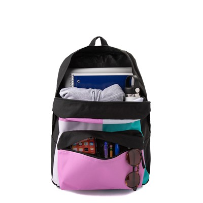 Alternate view of Vans Realm Patchy Backpack - Orchid / Pastel Multicolor