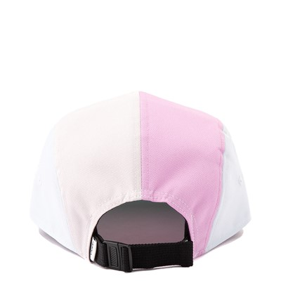 Alternate view of Vans Checkwork 5-Panel Camper Hat - Pastel Multicolor