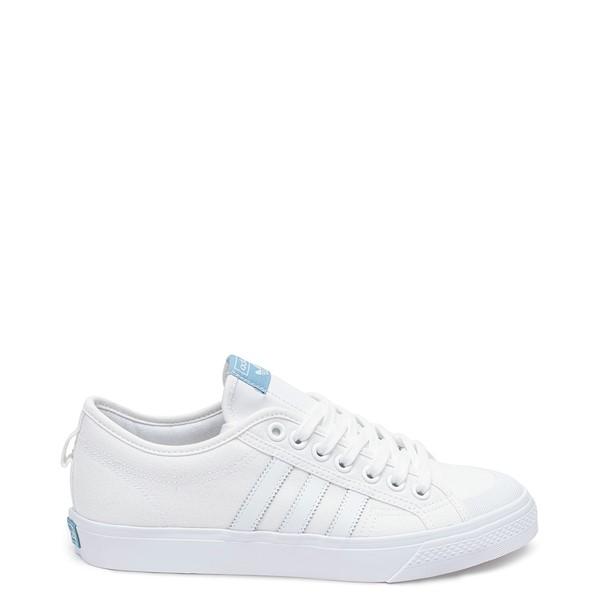 Main view of Mens adidas Nizza Athletic Shoe - White