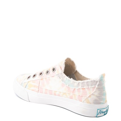 Alternate view of Womens Blowfish Play Slip On Casual Shoe - Babydoll Tie Dye