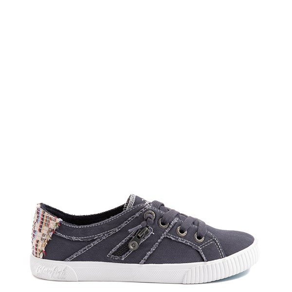 Main view of Womens Blowfish Fruit Slip On Casual Shoe - Blue Tuna
