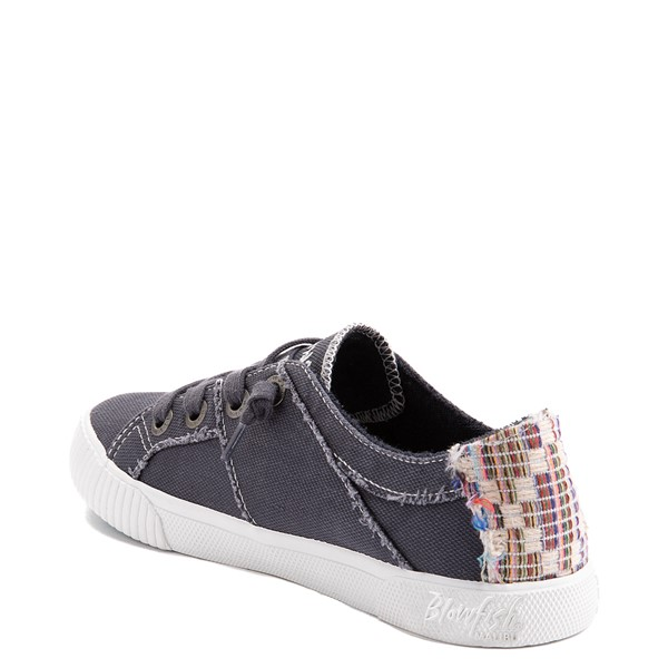 alternate image alternate view Womens Blowfish Fruit Slip On Casual Shoe - Blue TunaALT1