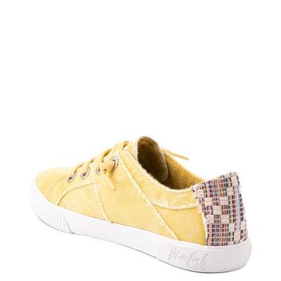 Alternate view of Womens Blowfish Fruit Slip On Casual Shoe - Sunrise Yellow
