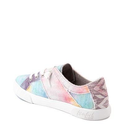 Alternate view of Womens Blowfish Fruit Slip On Casual Shoe - Desert Sky Tie Dye