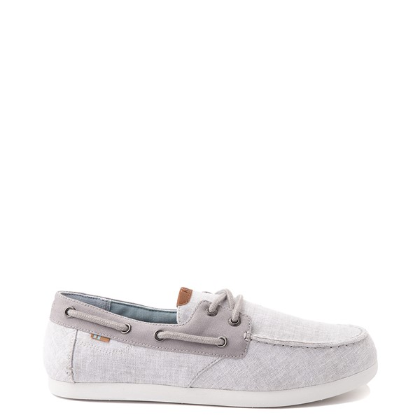 Main view of Mens TOMS Claremont Casual Shoe - Drizzle Grey