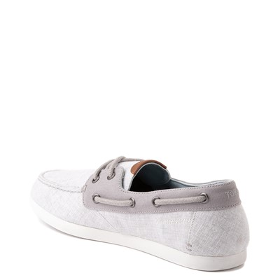Alternate view of Mens TOMS Claremont Casual Shoe - Drizzle Grey