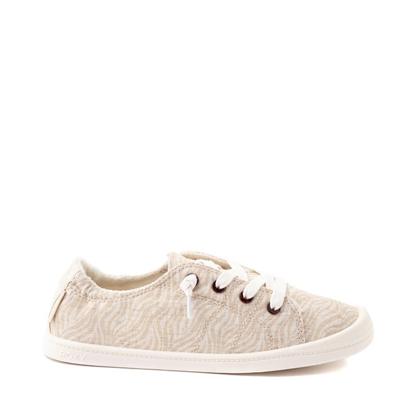 Womens Roxy Bayshore Casual Shoe - Wheat / Turkish Coffee