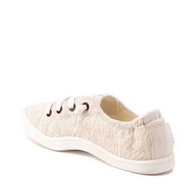 Alternate view of Womens Roxy Bayshore Casual Shoe - Wheat / Turkish Coffee