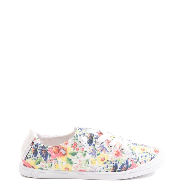 Main view of Womens Roxy Bayshore Casual Shoe - Vintage Floral