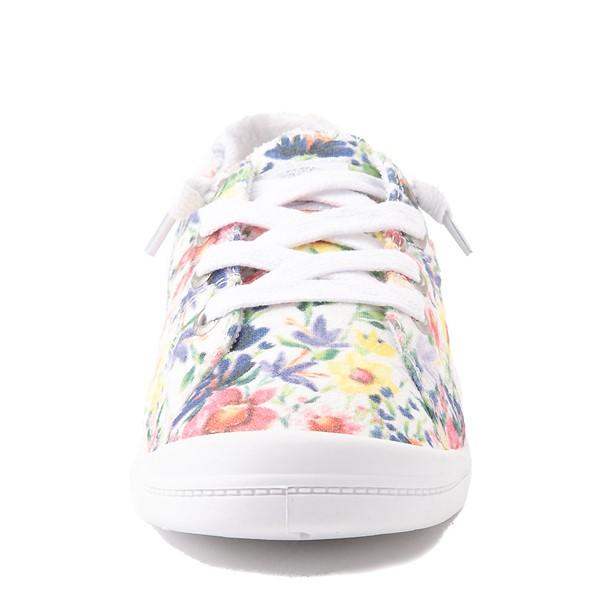alternate image alternate view Womens Roxy Bayshore Casual Shoe - Vintage FloralALT4