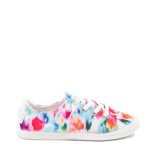 Main view of Womens Roxy Bayshore Casual Shoe - Watercolor