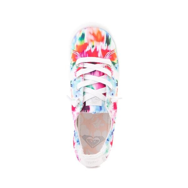 alternate image alternate view Womens Roxy Bayshore Casual Shoe - WatercolorALT2