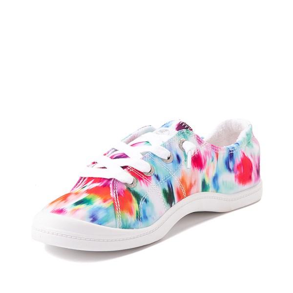 alternate image alternate view Womens Roxy Bayshore Casual Shoe - WatercolorALT3