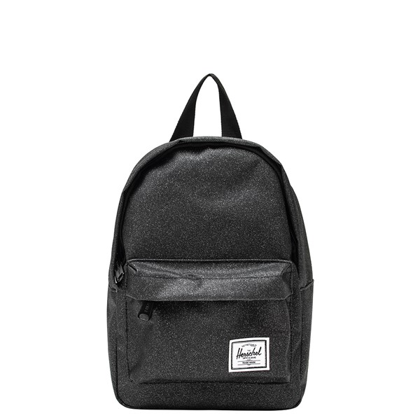 Main view of Herschel Supply Co. Classic Mini Backpack - Black Sparkle