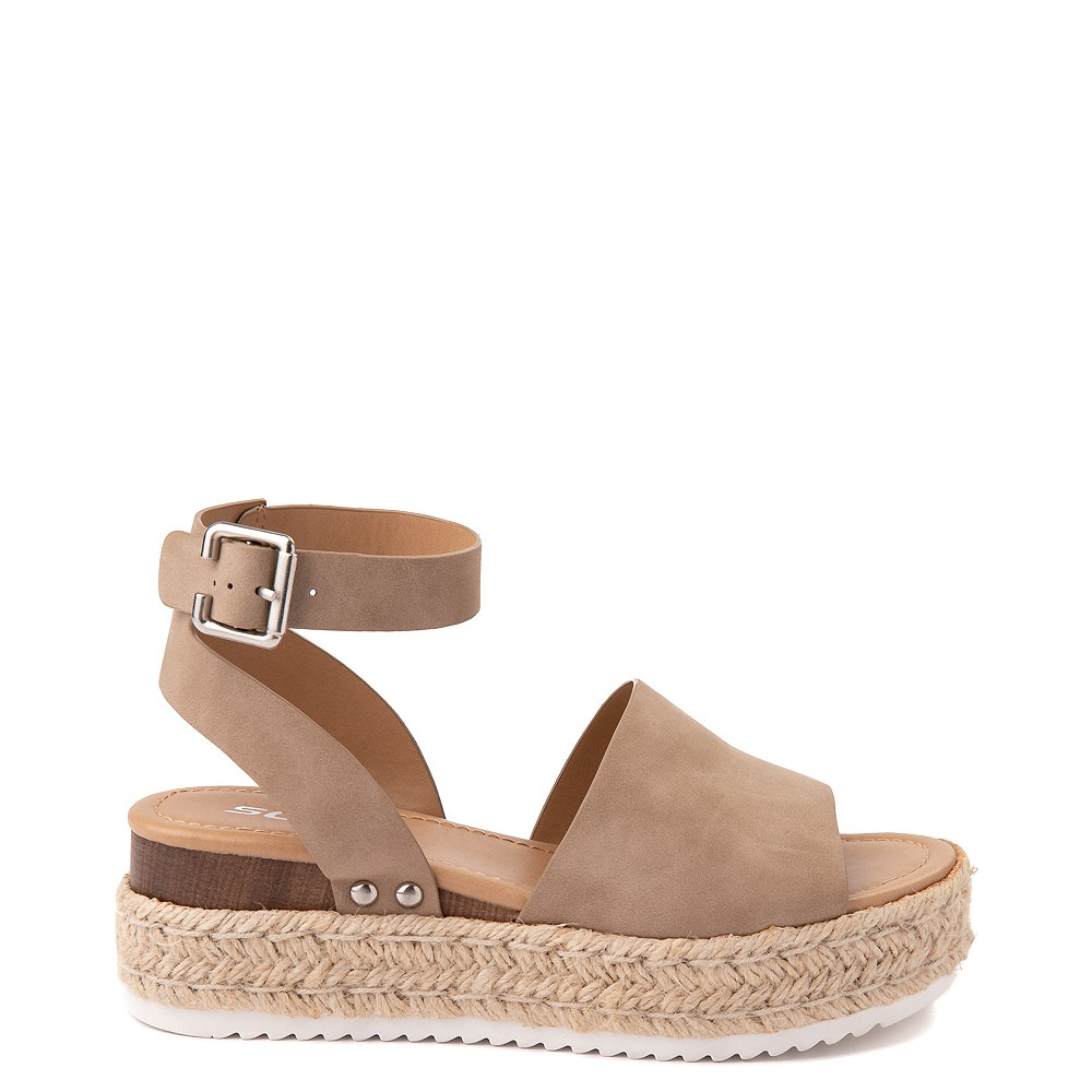 Womens Heart in D Topic-S Sandal - Natural