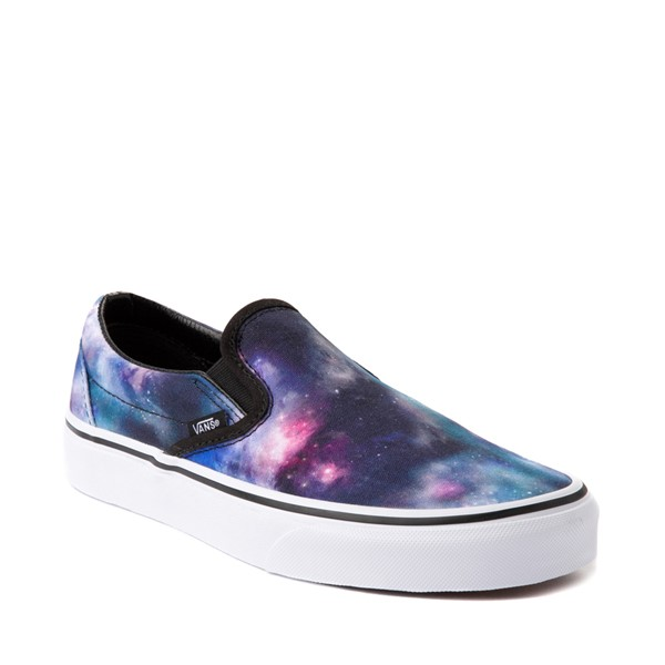 alternate image alternate view Vans Slip On Galaxy Skate Shoe - MulticolorALT5