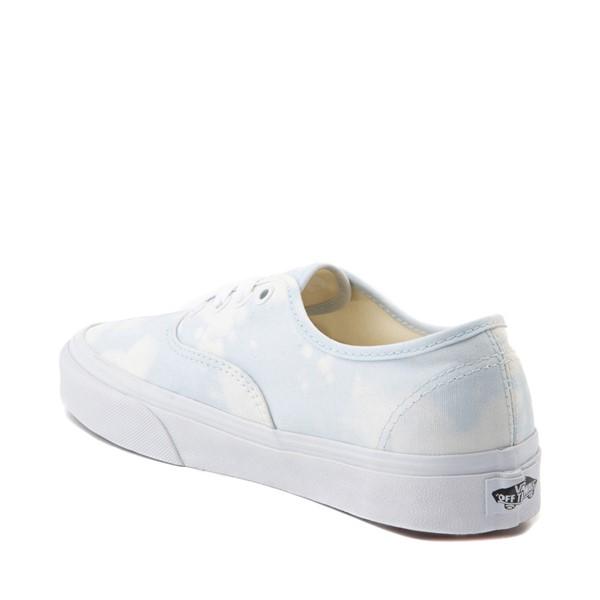 alternate image alternate view Vans Authentic Bleach Wash Skate Shoe - Ballad BlueALT1