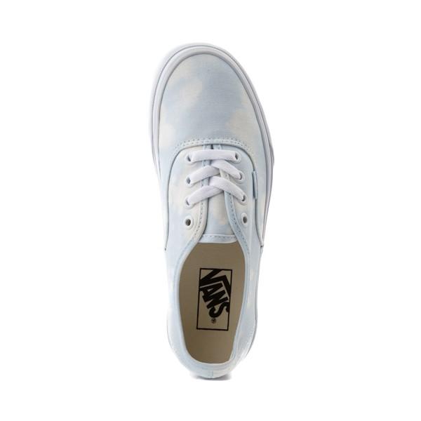 alternate image alternate view Vans Authentic Bleach Wash Skate Shoe - Ballad BlueALT2