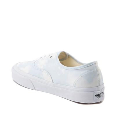 Alternate view of Vans Authentic Bleach Wash Skate Shoe - Ballad Blue