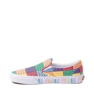 Alternate view of Vans Slip On Pride Skate Shoe - Multicolor