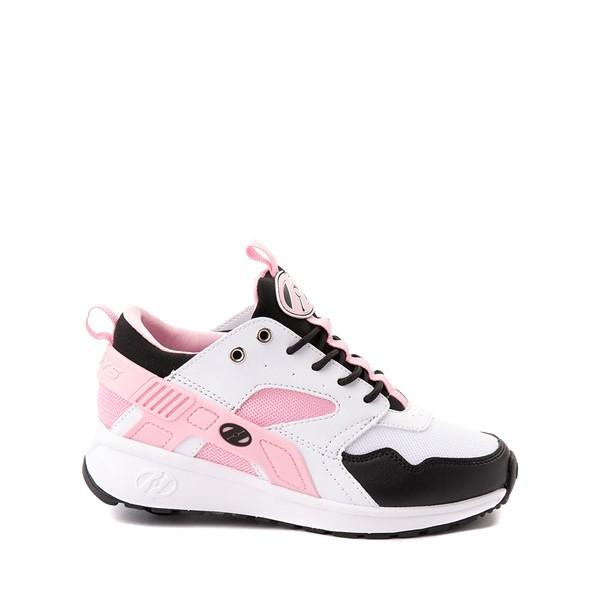Main view of Heelys Force Skate Shoe - Little Kid / Big Kid - White / Black / Pink