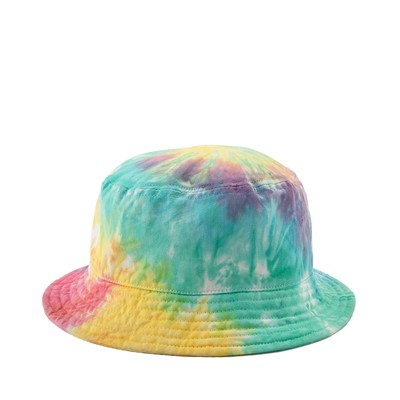 Alternate view of Pastel Tie Dye Bucket Hat - Multicolor