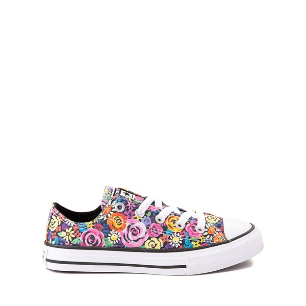 Main view of Converse Chuck Taylor All Star Lo Sneaker - Little Kid - Painted Floral