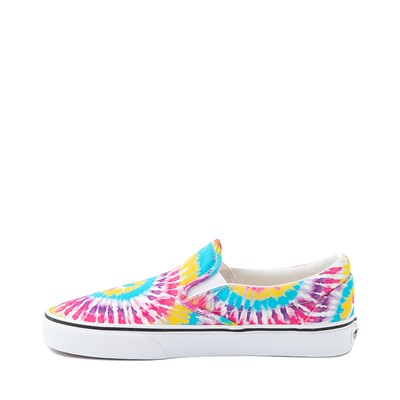 Alternate view of Vans Slip On Skate Shoe - Tie Dye