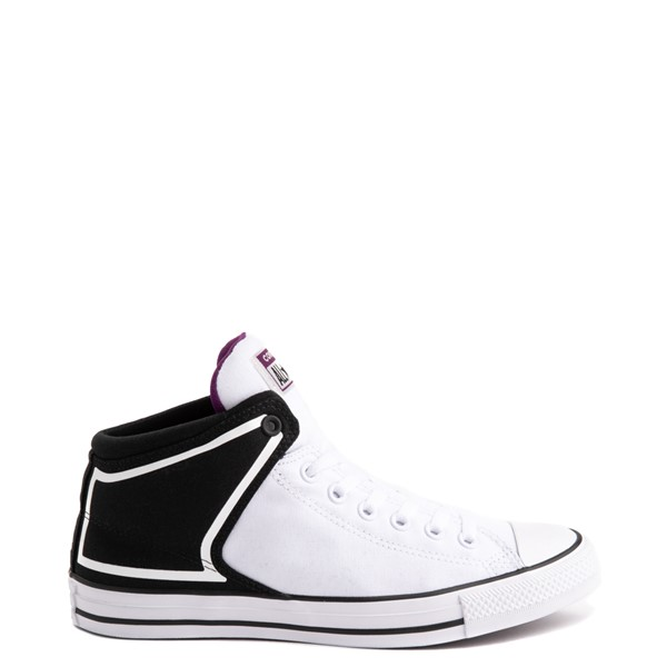 Main view of Converse Chuck Taylor All Star High Street Sneaker - White / Black