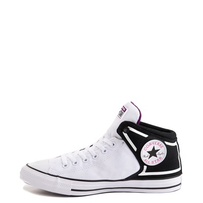 Alternate view of Converse Chuck Taylor All Star High Street Sneaker - White / Black