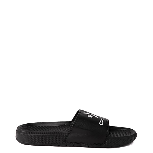 Main view of Converse All Star Slide Sandal - Black