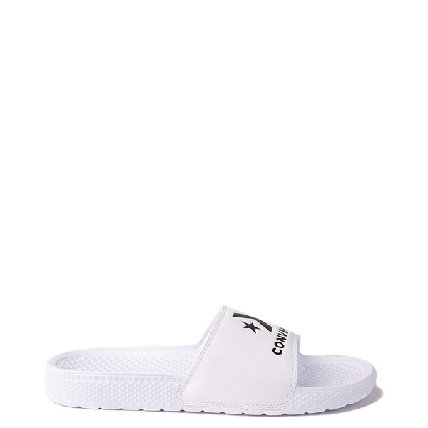 Main view of Converse All Star Slide Sandal - White