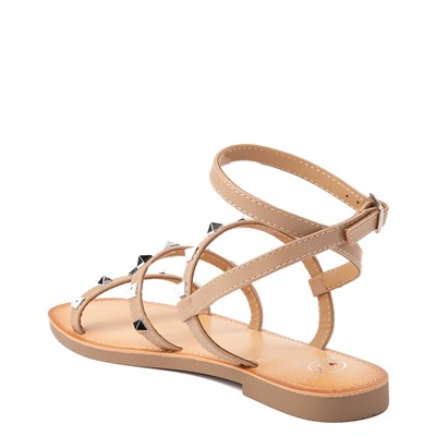 Alternate view of Womens Heart in D Dance Sandal - Natural